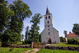 Puhalepa Church, Hiiumaa island, Estonia