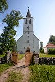Puhalepa Church, Hiiumaa island, Estonia