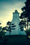Kopu Lighthouse in Hiiumaa island, Estonia