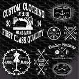 set notation topics tailor, clothing, repair