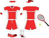 Complete Tennis Equipment