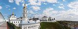 Tobolsk, Russia - June 2, 2013. Tobolsk Kremlin