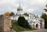 View of Old Pskov