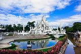 White Temple and Ponds.