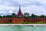 Tower of Mandalay Palace