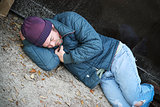 Homeless Cold and Alone