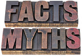 facts and myths in wood type