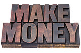 make money in wood type