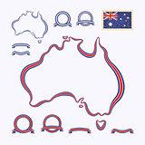 Colors of Australia