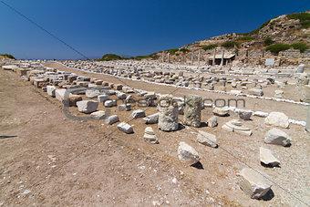 Ruins of Knidos, Datca, Turkey
