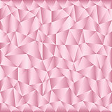 riangular pink background