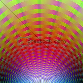 Circular Weave Fanfare