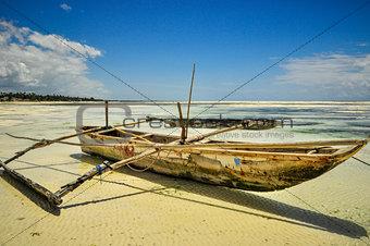 Zanzibar beach Tanzania