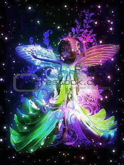 Fairy dancing