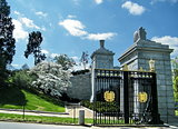 Arlington Cemetery Schley Gate