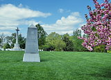 Arlington Cemetery Third Infantry Division Memorial 2010