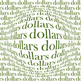 dollars background