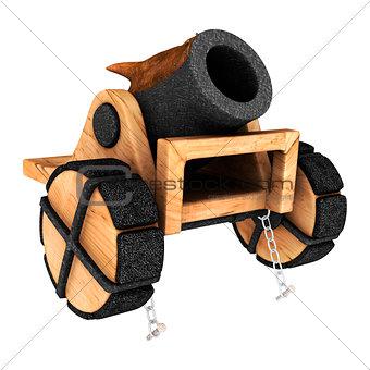 Old Mortar