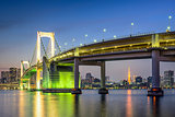 Tokyo Bay Cityscape