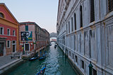 Venice Italy sight bridge