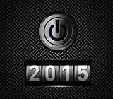 New Year counter 2015