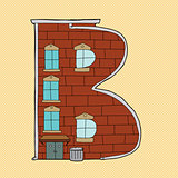 Cartoon B Symbol