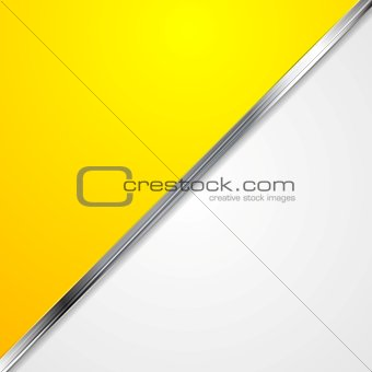 Abstract corporate design