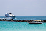 Luxury yatch and recreational boat
