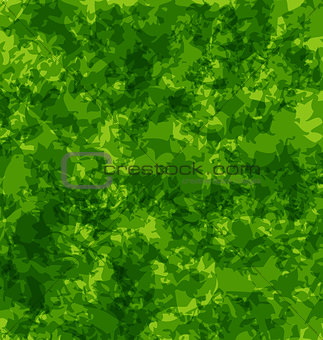 Abstract grunge background, green texture