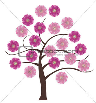 Floral Tree