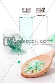 Cosmetic set.