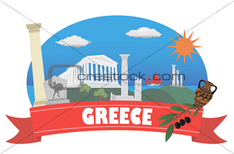 Greece. Tourism and travel
