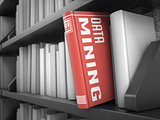 Data Mining - Title of Book.
