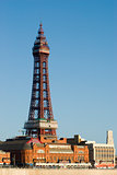 Blackpool Tower, Blackpool, England