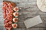 Prosciutto And Figs