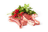 T-Bone Steaks