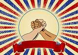 Symbol of trade union