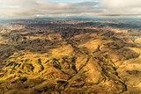 Mountainous Terrain of Madagascar