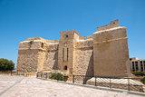 Fortress in Valletta, Malta