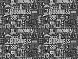 doodle business seamless