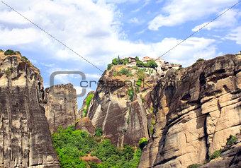 Monastery of Barlaam, Meteors, Greece