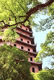 The Six Harmonies Pagoda, Hangzhou, China