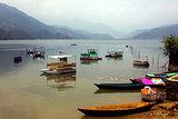 Fewa Lake, Nepal