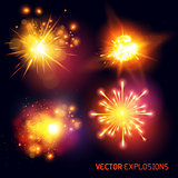 Vector Explosions