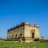 Abandon temple