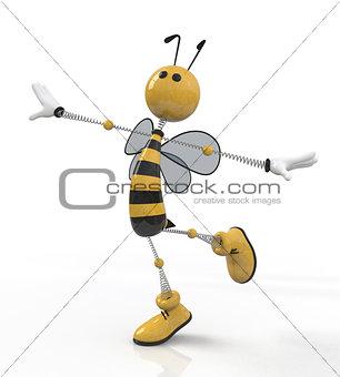 3d bee.
