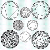 Dodecahedron graphics