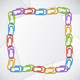 Color clips frame.