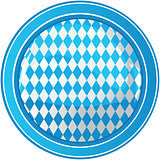 Oktoberfest circle background