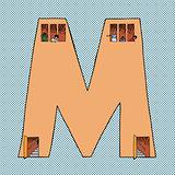 """Symbol For """"M"""""""